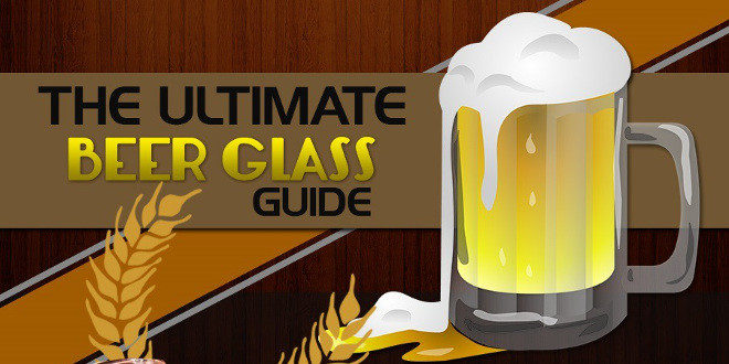 The Ultimate Beer Glass Guide header
