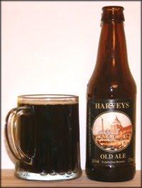 Harvey's Old Ale 'Exhibition Brown'