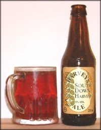 Harvey's South Down Harvest Ale
