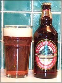 Harviestoun Liberation Champion Ale