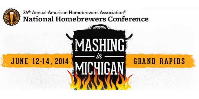 Mashing in Michigan - NHC 2014