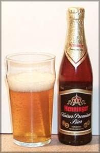 Henninger Kaiser Premium Bier