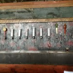 Hi-Wire Brewing tap handles