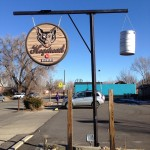 Hogshead Brewery '54' sign