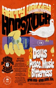 "Happy Valley Brewing Company presents ""Hopstock"""