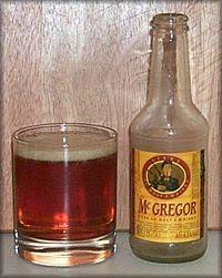 Huyghe McGregor Biere au Malt a Whisky