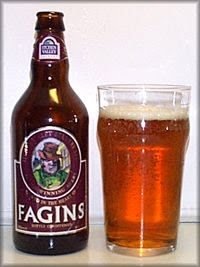 Itchen Valley Fagins Bottle Conditioned