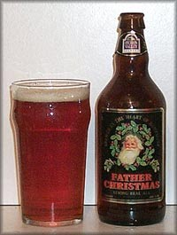 Itchen Valley Father Christmas Strong Real Ale
