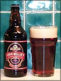 J.W. Lees John Willie's Manchester Champion Beer