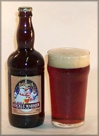 Jennings La'al Cockle Warmer Winter Ale