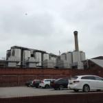 John Smith's Brewery grain silos
