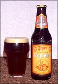 Jopen Vier Granen Bok Bier