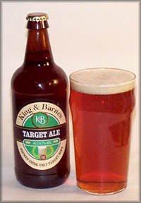 King & Barnes Target Ale
