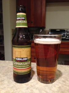 Kirkland Signature German Lager