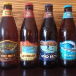 Mixed 12-pack range of beers from Kona Brewing