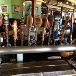 Kona Brewing taps