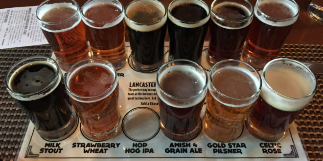 Lancaster Brewing Tours