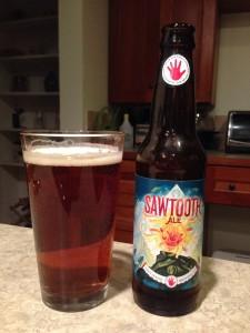 Left Hand Sawtooth Ale
