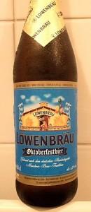 Loewenbraeu Oktoberfestbier