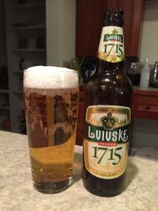 Lvivske 1715 Classic Beer