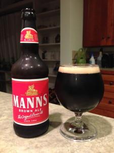Manns Original Brown Ale
