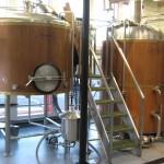Mash Lauter Tun & Brew Kettle