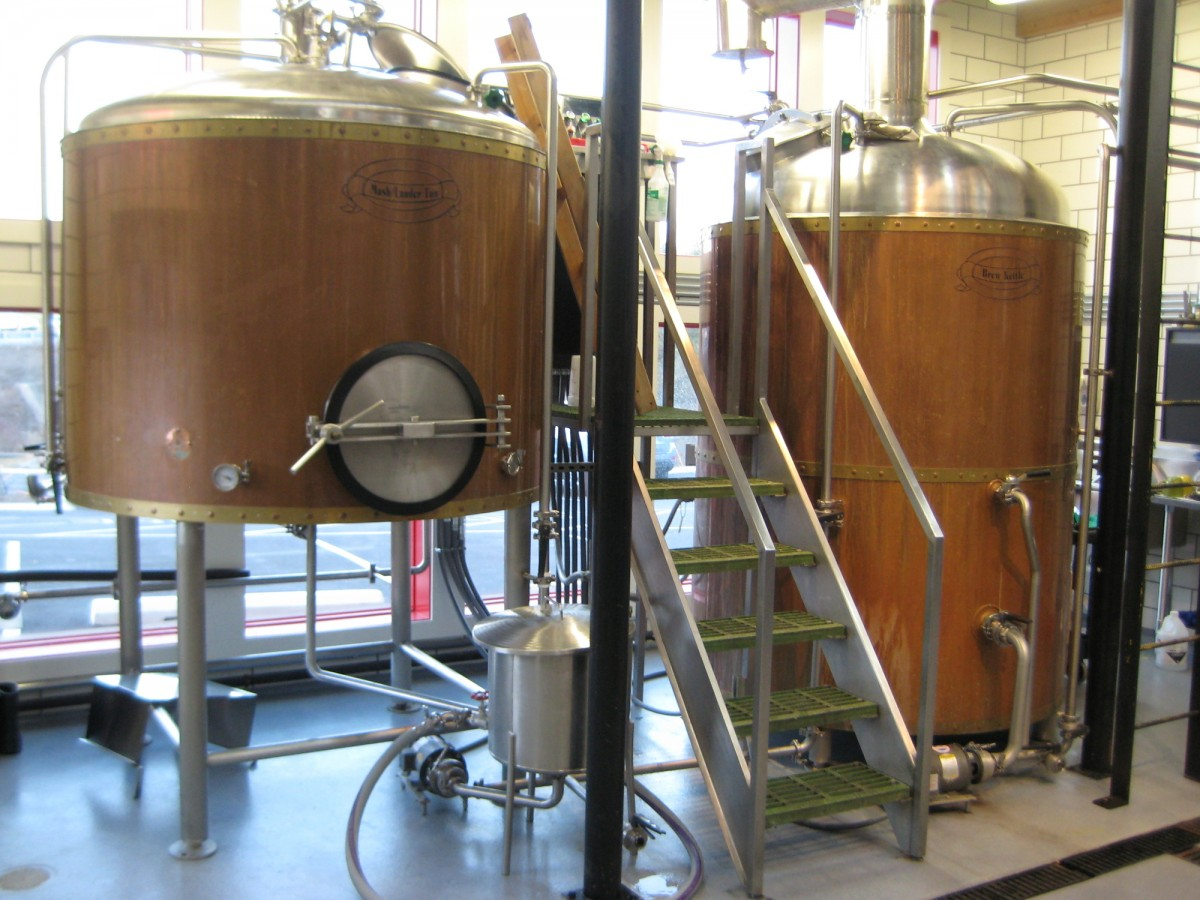 Craft brewing in happy valley beer infinity for Craft kettle brewing equipment