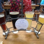 Market Garden Brewery sampler #1/2