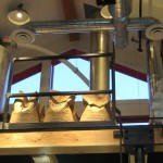 Grain Mill and Grist Case