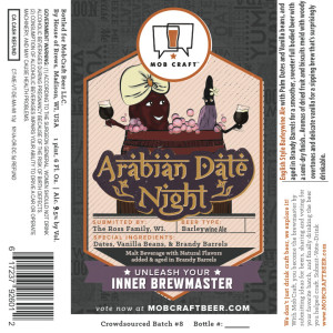 Mobcraft Arabian Date Night