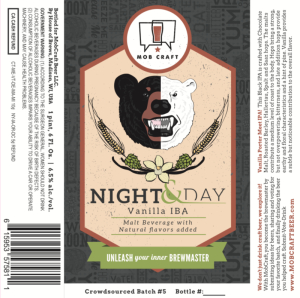 Mobcraft Night and Day Vanilla IBA
