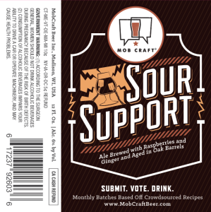 Mobcraft Sour Support