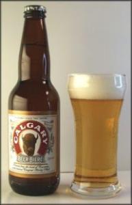 Molson Calgary Beer