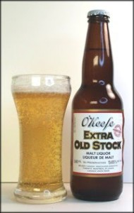 O'Keefe Extra Old Stock