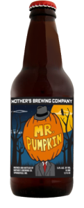 Mother's Mr. Pumpkin
