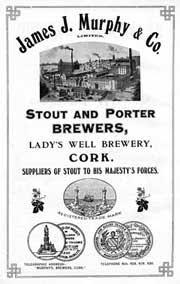 Murphy Brewery Ireland