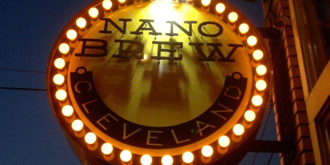 Nano Brew Cleveland sign