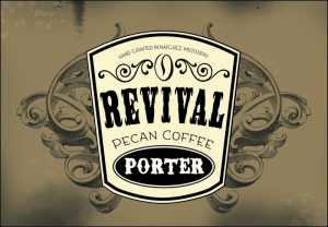 Natchez Revival Pecan Coffee Porter