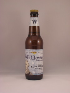 Natty Greene's Wildflower Witbier