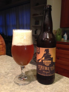 Neshaminy Creek Tribute Tripel