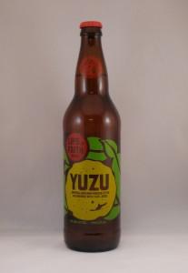 New Belgium Yuzu