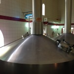 The new brewing vessels