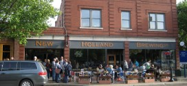 New Holland brewpub
