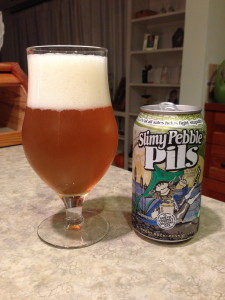 North Country Slimy Pebble Pils