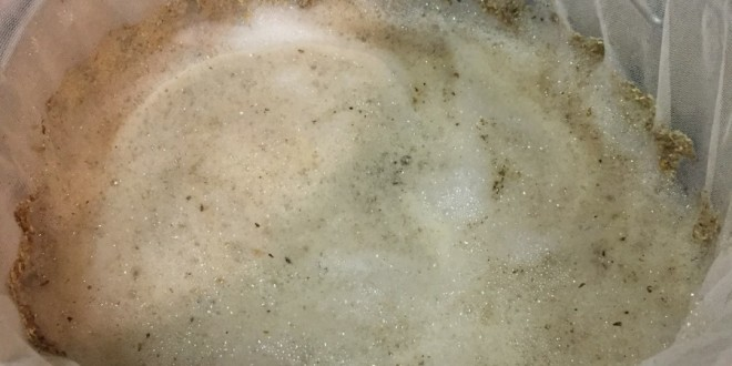 Mashing-in complete