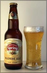 Okanagan Spring Honey Blonde Ale