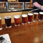 Old Forge Brewing sampler