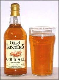 Old Luxters Gold Ale