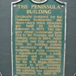 Olde Peninsula history