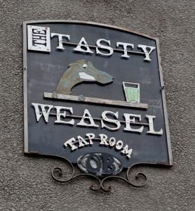 Oskar Blues Brewery - Tasty Weasel Tap Room